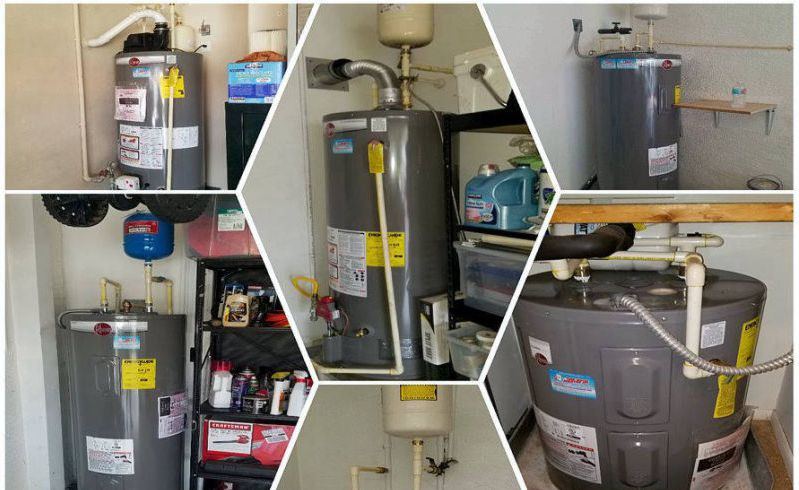 The Water Heater Guy Swfl 695 Water Heaters Installed